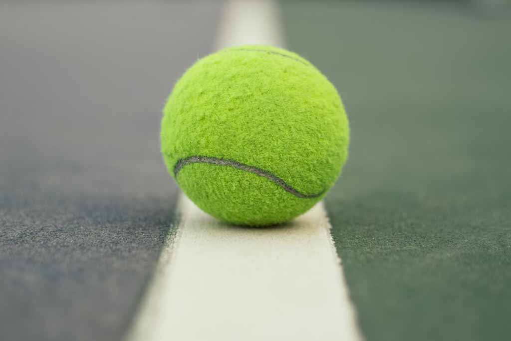 Is tennis hard to learn?