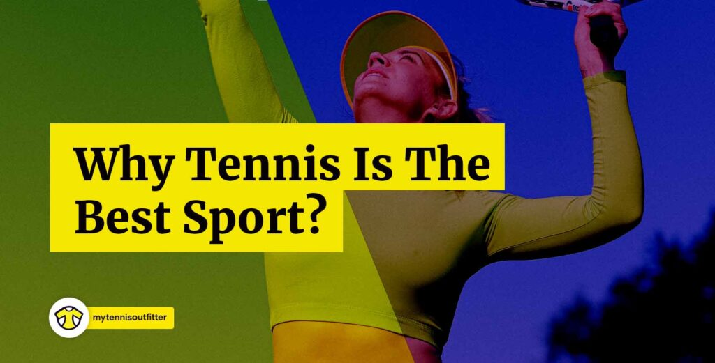 Is tennis good for your health?